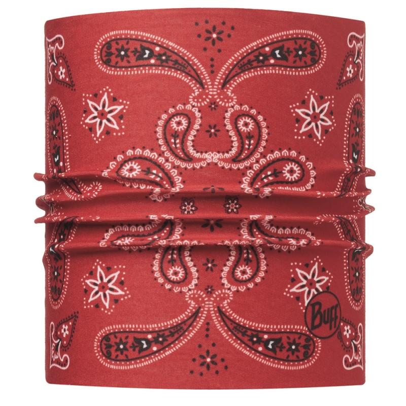 b0d4c9d7cb Μαντήλι Λαιμού Red Cashmere Κασμίρ SM MD. Κατασκευαστής  BUFF
